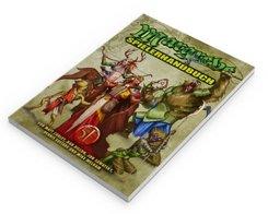 Old Margreve 5E, Spielerhandbuch