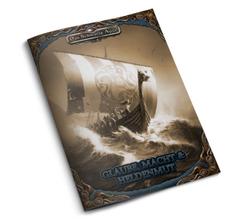 Das Schwarze Auge, Glaube, Macht & Heldenmut - Die Gestade des Gottwals