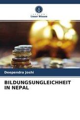 BILDUNGSUNGLEICHHEIT IN NEPAL