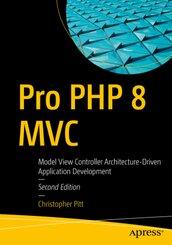 Pro PHP 8 MVC