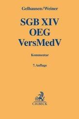 SGB XIV / OEG / VersMedV