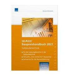 SIRADOS Baupreishandbuch 2021 Gebäudetechnik