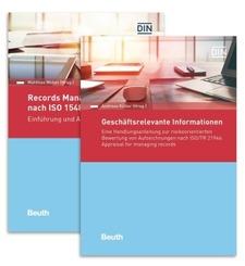 Paket Geschäftsrelevante Informationen und Records Management
