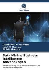 Data Mining Business Intelligence-Anwendungen