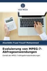 Evaluierung von MPEG-7-Abfrageanwendungen