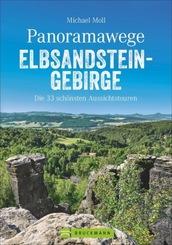 Panoramawege Elbsandsteingebirge