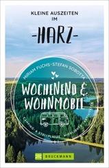 Wochenend und Wohnmobil - Kleine Auszeiten im Harz