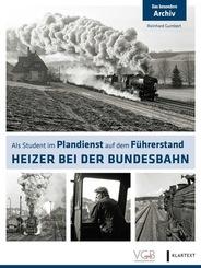 Heizer bei der Bundesbahn