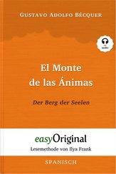 El Monte de las Ánimas / Der Berg der Seelen, m. Audio-CD