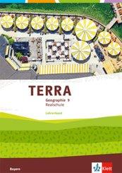TERRA Geographie 9. Ausgabe Bayern Realschule