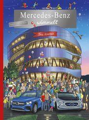 Mercedes-Benz wimmelt
