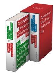 Der entgrenzte Mensch und die Grenzen der Erde - Band 1 & 2, m. 1 Buch