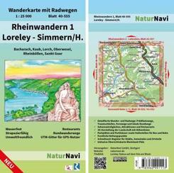 Rheinwandern - Loreley - Simmern/H.