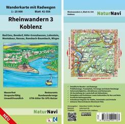 Rheinwandern - Koblenz