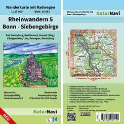 Rheinwandern - Bonn - Siebengebirge