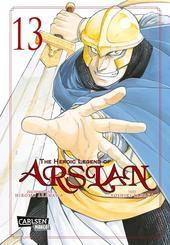 The Heroic Legend of Arslan - Bd.13