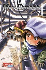 Battle Angel Alita - Mars Chronicle - Bd.7