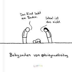 Babysachen von @kriegundfreitag