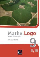 Mathe.Logo Bayern LB 9 II/III - neu