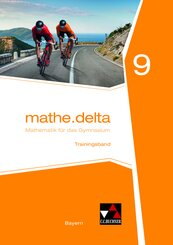 mathe.delta Bayern Trainingsband 9