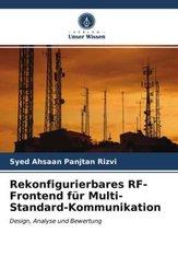 Rekonfigurierbares RF-Frontend für Multi-Standard-Kommunikation