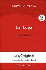 La Lupa / Die Wölfin (mit Audio)