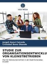STUDIE ZUR ORGANISATIONSENTWICKLUNG VON KLEINSTBETRIEBEN