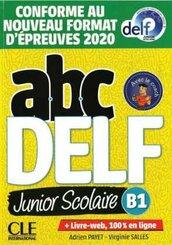 abc DELF junior scolaire B1