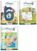 Sicher ins 7. Schuljahr - Sparpaket: Rechnen - Schreiben - Lesen - Grammatik · Klasse 6, 3 Teile