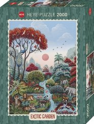 Wildlife Paradise Puzzle