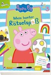 Peppa Pig - Mein bunter Rätselspaß