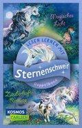 Doppelband für Erstleserinnen - Sternenschweif: Magisches Licht / Zauberhafte Rettung