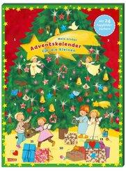 Mein erster Pixi Adventskalender für die Kleinen - mit 24 Pappbilderbüchern - 2021