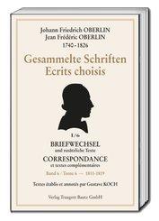 Gesammelte Schriften / Ecrits choisis - Bd.1/6