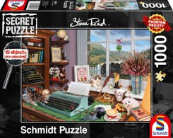 Am Schreibtisch (Puzzle)