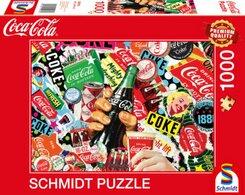 Coca Cola Motiv 4 (Puzzle)