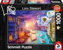 Venedig, Night and Day (Puzzle)