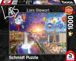Las Vegas, Night and Day (Puzzle)