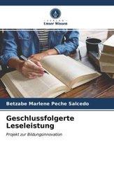Geschlussfolgerte Leseleistung