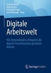 Digitale Arbeitswelt