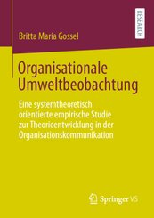 Organisationale Umweltbeobachtung