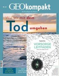 GEOkompakt - Wie wir mit dem Tod umgehen