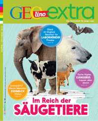 GEOlino Extra - Im Reich der Säugetiere