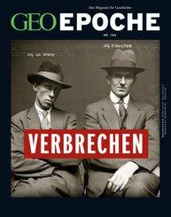 Geo Epoche: Verbrechen, m. DVD