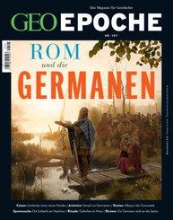 Geo Epoche: Rom und die Germanen, m. DVD