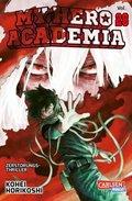 My Hero Academia - Zerstörungs-Thriller - Bd.28