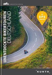 Abgefahren - Unentdeckte Bikertouren in Deutschland