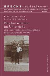 Brecht-Gedichte im Unterricht