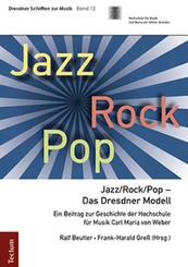 Jazz/Rock/Pop - Das Dresdner Modell