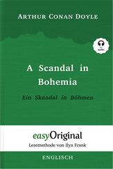 A Scandal in Bohemia / Ein Skandal in Böhmen (mit Audio)